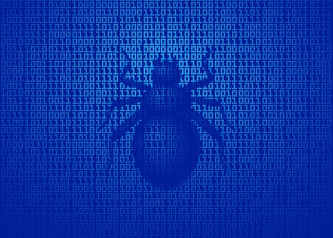 Seven software testing bug types