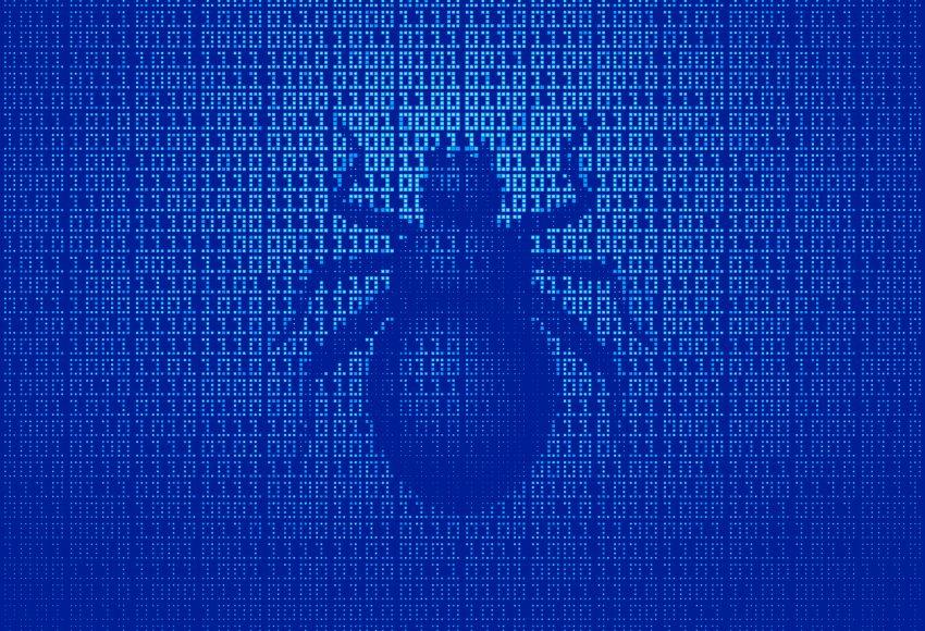 Seven software testing bug types