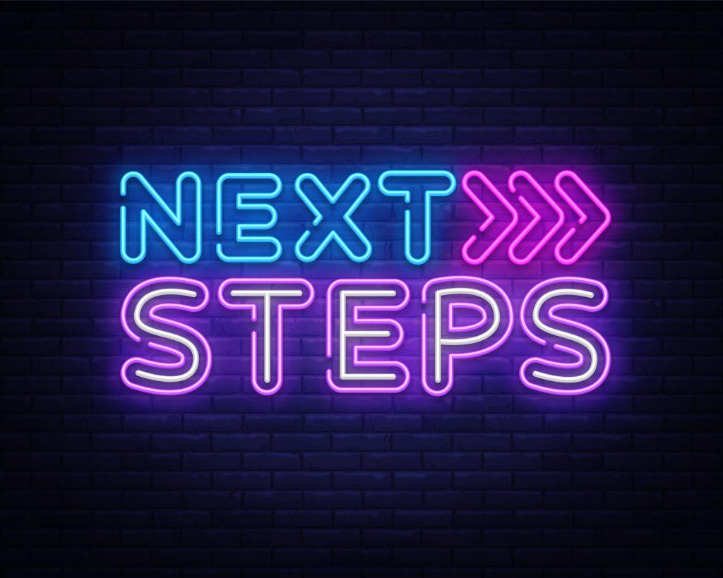 eTestware Next Steps