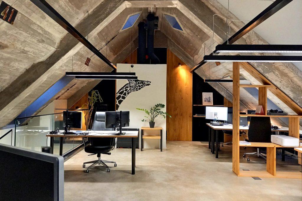 eTestware Tallinn Office (upstairs)