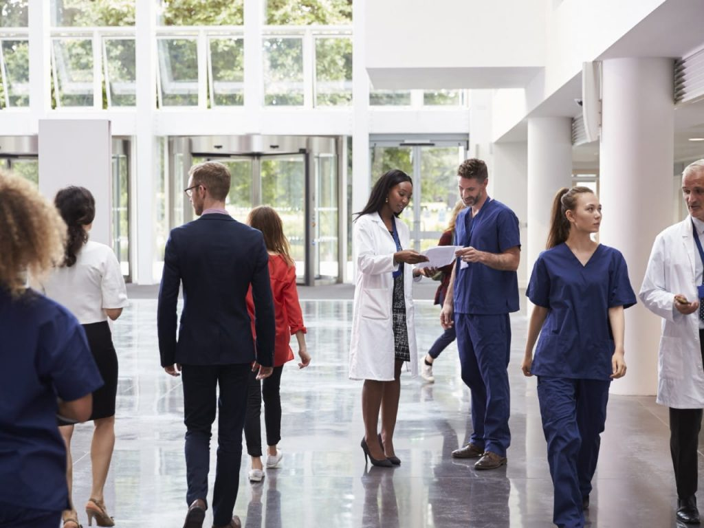 Key Sectors for eTestware (Healthcare)